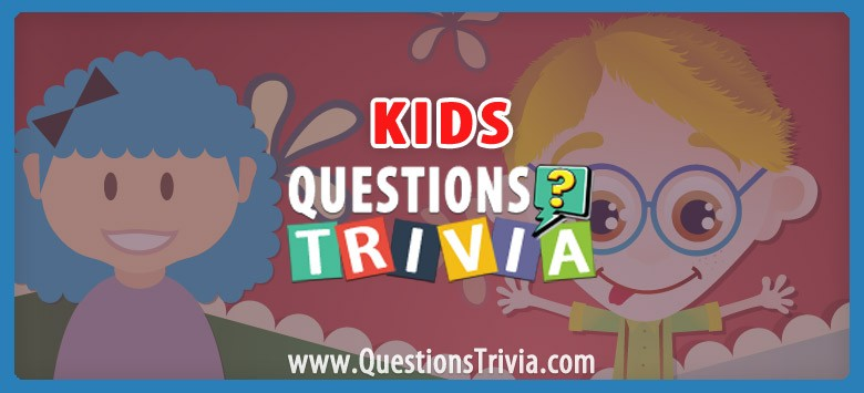 Kids Trivia Questions Category