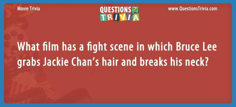 Movie Trivia Questions Card 002