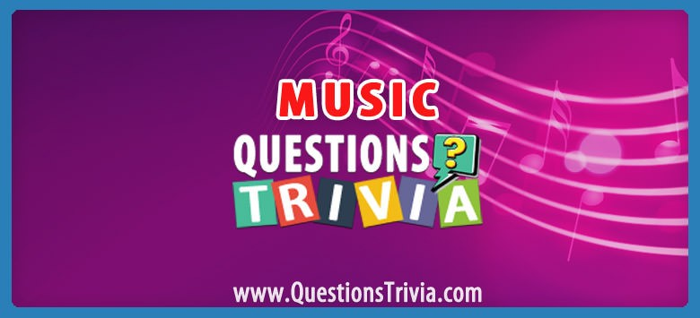 Music Trivia Category