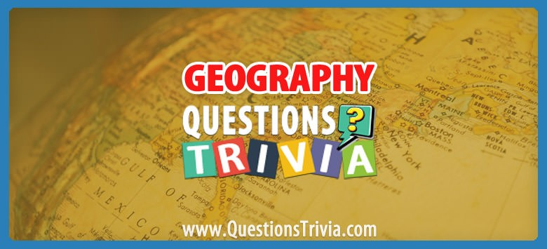 geography trivia category