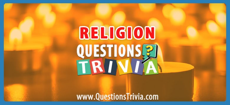 religion trivia category