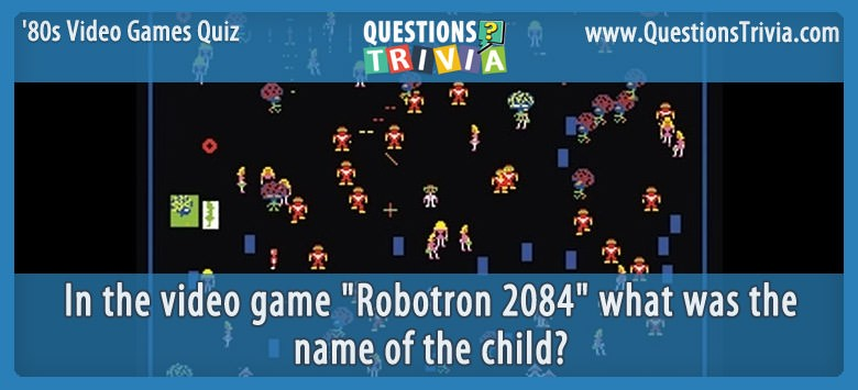 The ultimate '80s video games quiz