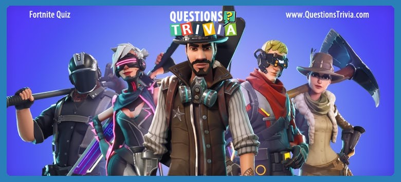 The Ultimate Fortnite Quiz - How Much Do You Know About