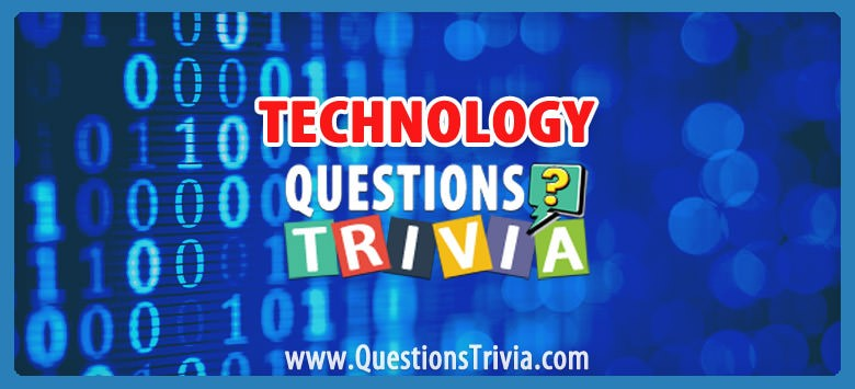 Technology Trivia Category