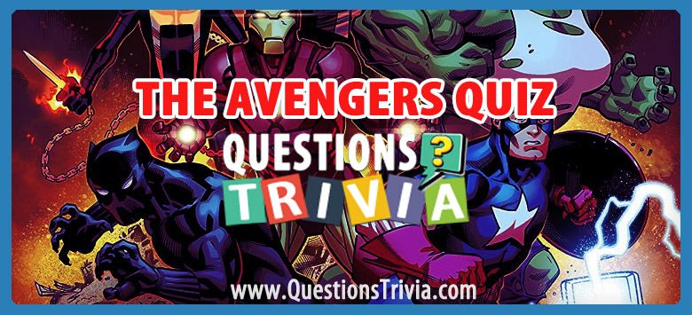 Superhero Trivia Questions and Αnswers - QuestionsTrivia com