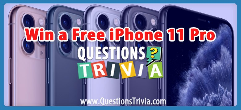 win a free iphone
