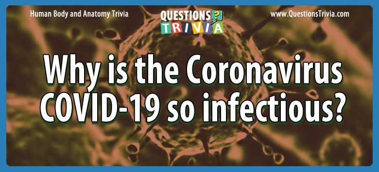 Body Medicine coronavirus covid 19 infectious