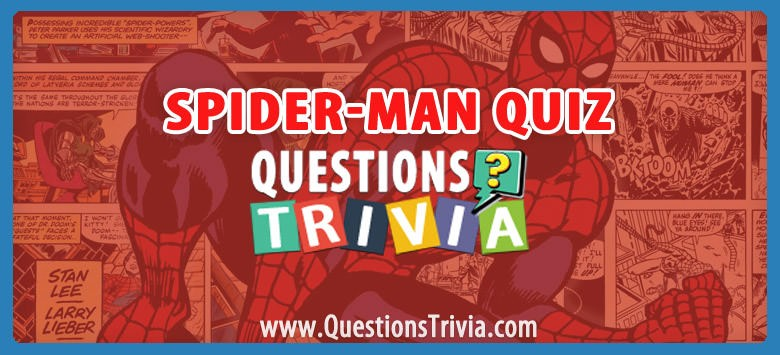 Spider-Man trivia quiz